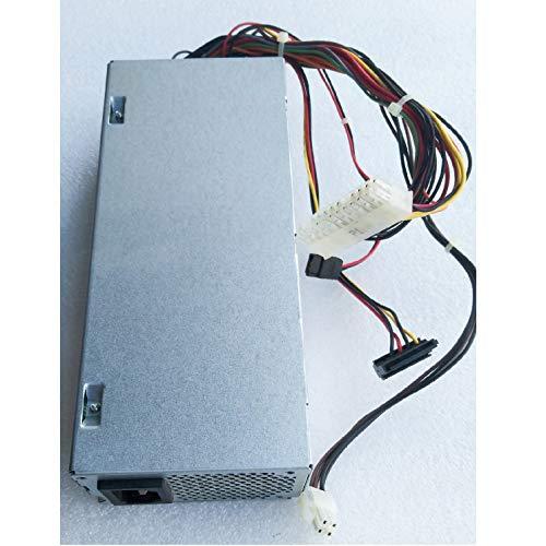 Nadalan Fuente de alimentación Compatible PCE019 DPS-180AB-20 A PS-4181-7 para HP ProDesk 400 G3 SFF / S5-1333 1523 1537CN Series Computadora de Escritorio