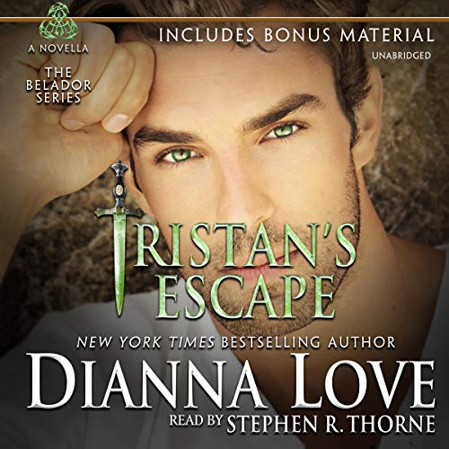 Tristan's Escape audiobook cover art
