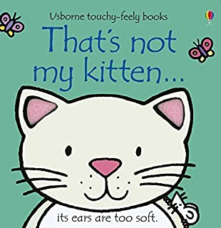 That's Not My Kitten (Usborne Touchy Feely)