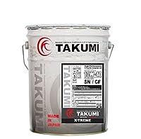 エンジンオイル 20L 10W-40 化学合成油PAO+HIVI TAKUMIモーターオイル