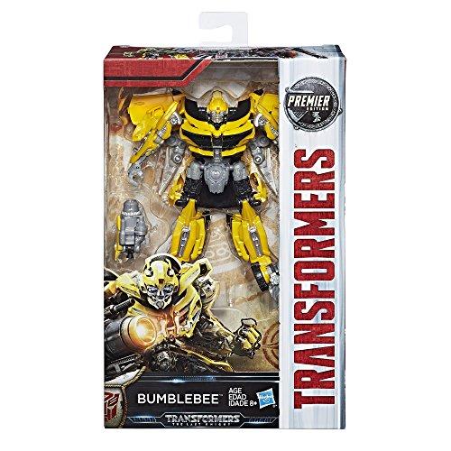Hasbro Transformers- Transformers tra MV5 Premier Deluxe Saturn, Solid, C2962EU4