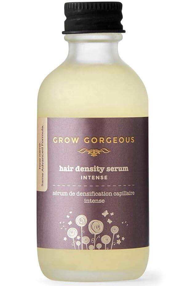 性能有毒側面Grow Gorgeous Hair Growth Serum Intense 60ml/2oz