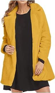 Plus Casual Long Sleeve Cardigan Warm Hooded Jacket Winter Coat Outwear