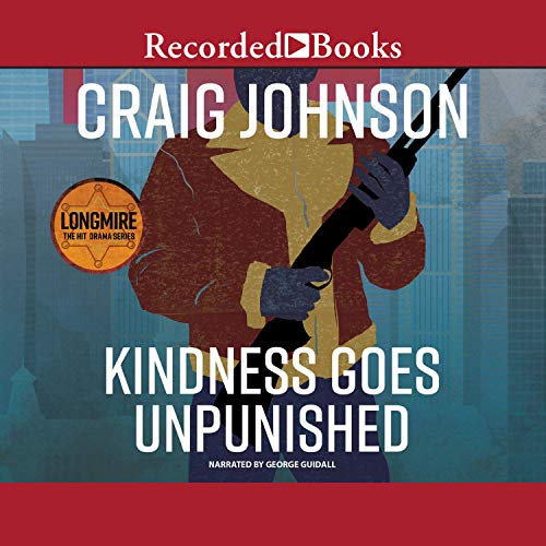 Kindness Goes Unpunished: International Edition cover art