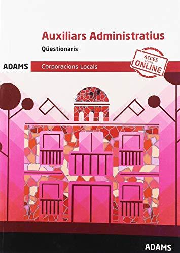 Qüestionaris Auxiliars Administratius Corporacions Locals