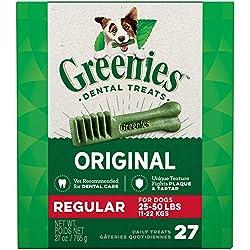 Dog Dental Care - Greenies