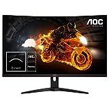 AOC Monitor Gaming C32G1- 27' Curved 1800R, Full HD, 144Hz,