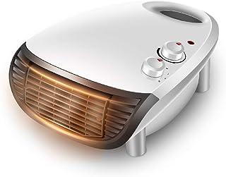Portátil Ventilador Calefactor, 800W / 1200W / 2000W, Ajustable Termostato De Temperatura, PTC Calentador De Cerámica, Tip-sobre La Protección, para El Hogar, Baño, Oficina