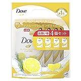 Dove(ダヴ) ボディウォッシュ グレープフルーツ&レモングラス 詰替え用 360g×4個 ボディーソープ ボディソープ さっぱり爽やかグレープフルーツとレモングラスの香り(香料配合)。