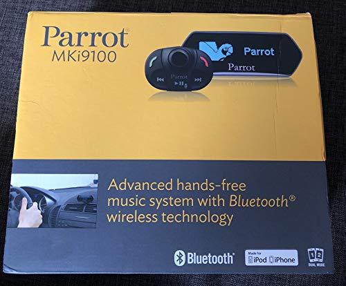 PARROT Bluetooth Freisprecheinrichtung Freisprechanlage mit OLED-Display MKi9100
