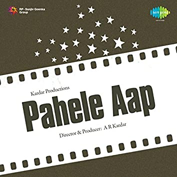 Pahele Aap (Original Motion Picture Soundtrack)