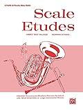Scale Etudes: C Piccolo, Oboe or Violin Part (English Edition)