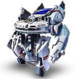 7 en 1 Robot Solar Nave Espacial, Juguete Educativo de Robótica