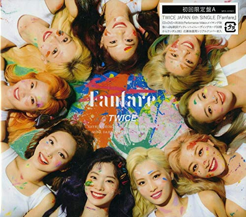 [album]Fanfare – TWICE[FLAC + MP3]