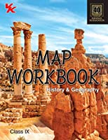 Map Workbook History & Geography for Class 9 - 2021-22