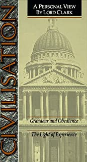 Civilisation - Grandeur and Obedience / The Light of Experience VHS