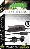 Reptiles Planet - Ballast per Tubo Fluorescente Repti Ballast T8 da 15 a 40 W