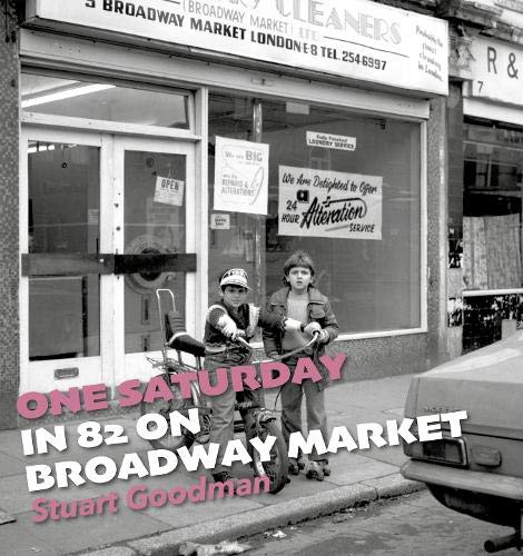 One Saturday in 82 on Broadway Market