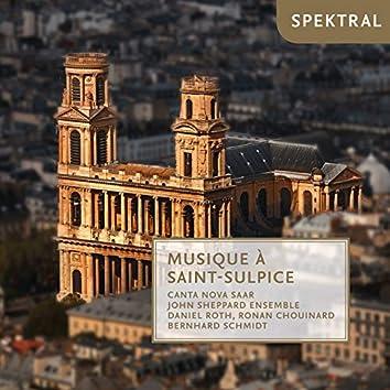 Musique à Saint-Sulpice