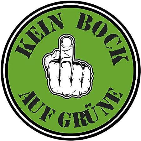 10x Sparset Kein Bock Auf Grüne Gretl Greta Druck Plakette Fun Sticker Aufkleber Fridays For Future Klima Auto
