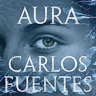 Aura (Spanish edition) audiobook cover art