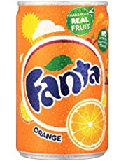 Fanta Orange Mini lata de 24 x 150 ml