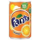 Fanta Orange Mini lata de 24 x 150 ml