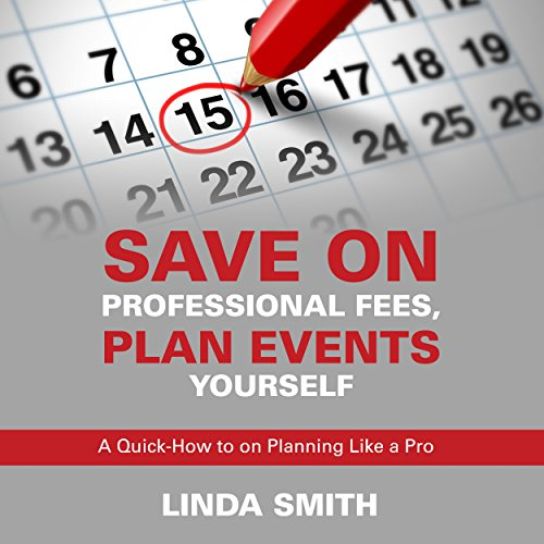 Save on Professional Fees, Plan Events Yourself audiobook cover art