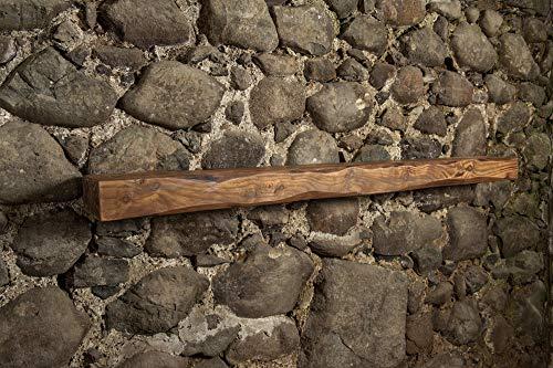 Deliver Me Timber skuggeffekt rustik luft-torkad eldstad stråle spis spiselbit flytande hylla