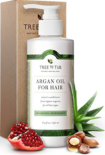 Moisturizing Argan Oil Conditioner by Tree To Tub...