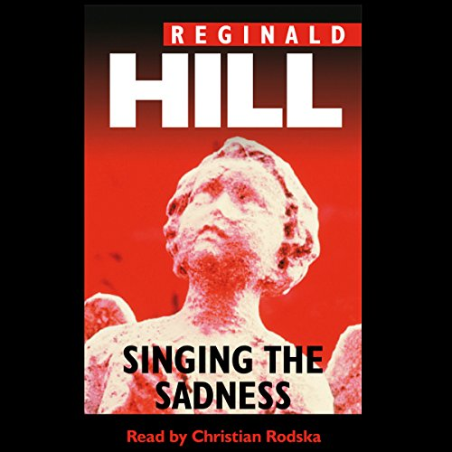 Singing the Sadness audiobook cover art
