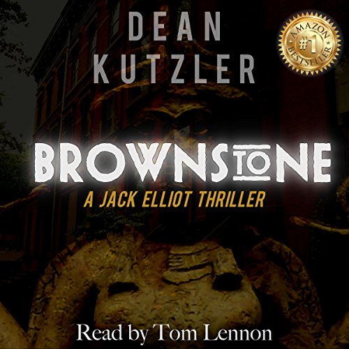 Brownstone audiobook cover art