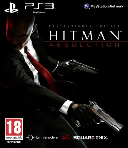 Hitman Absolution: Professional Edition (PS3) [UK Import]