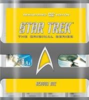 Star Trek: Original Series - Season 1 Remastered [DVD] [Import]