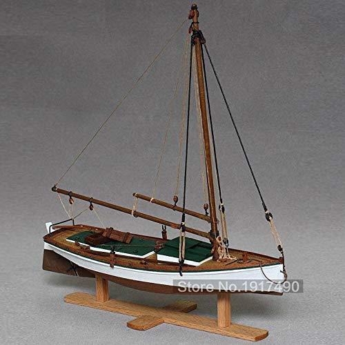 Modellbausatz Schiff Schiffsmodell Model Holzschiffe Modellbausätze Boote Schiffsmodellbausatz Segelboot Maßstab 1/35 Modell Hot Toys Hobby Maket Patrol Holzmodell-Schiffsbau