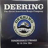 Deering Tenor Banjo String Set - ST-T