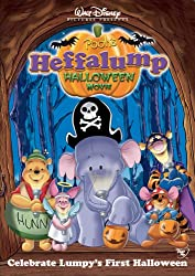 Best Halloween Movies for Kids - Pooh's Heffalump Halloween Movie