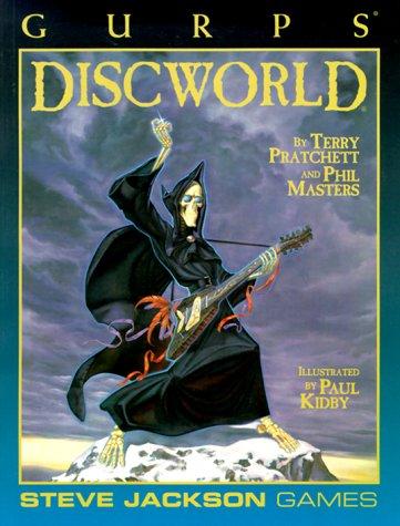GURPS: Discworld