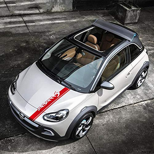 bester Test von opel adam s Opel Adam S Blackjack HL Lebw Seitenstreifenaufkleber