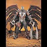 Spawn Series: Deluxe Attack Spawn Figure Collection for Spawn Comics Fans (Chronological Item Limited Edition) 10 Pouces