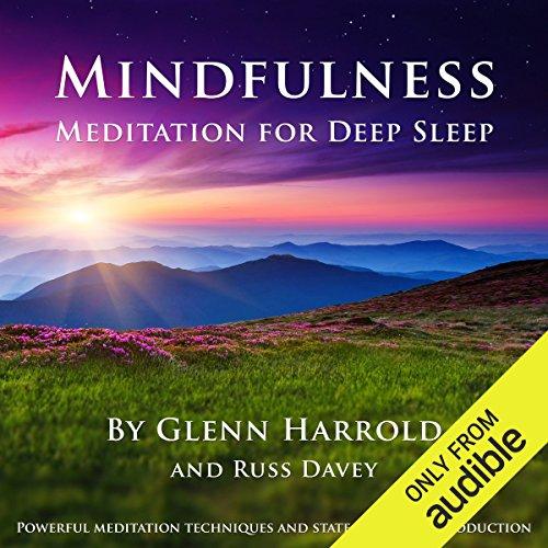 Mindfulness Meditation for Deep Sleep cover art