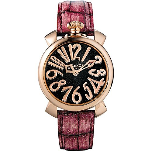 GAGA MILANO ガガミラノ 腕時計 MANUALE 40MM STARDUST 5221.01 レディース [正規品]