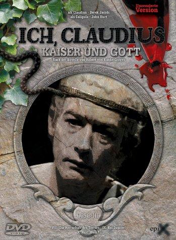 Ich, Claudius - Kaiser und Gott, Folge 08-10 (Uncut Version)