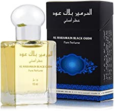 Black Oudh by Al Haramain 15 ml Oil Roll-on Perfume Sold by indyfragrance