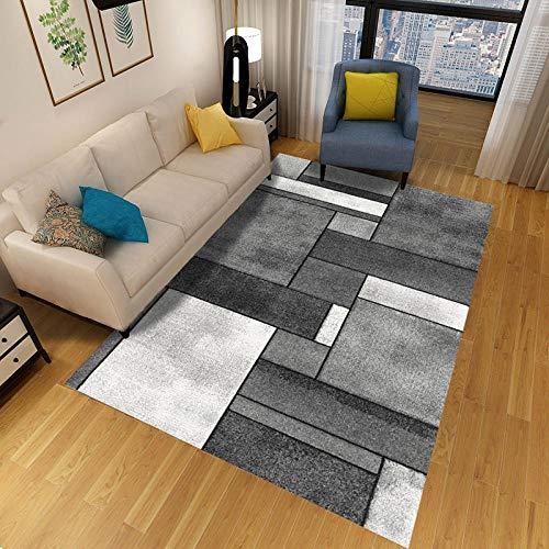 Alfonbras Partículas Antideslizantes De Plástico sin desvanecimiento Sitting Roomes Carpet alfombra salon...