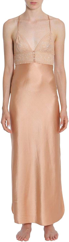 Stella McCartney Women's S70305DENUBEIGE Pink Silk Jumpsuit