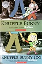 Knuffle Bunny Pack Set of 2 Books, Knuffle Bunny A Cautionary Tale, Knuffle Bunny Too A Case of Mistaken Identity