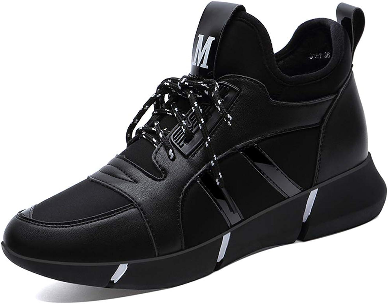 Zarbrina Women Anti-Slip Sneakers Lace-up Wear Resistant Casual Breathable Walking Sport Lightweight shoes