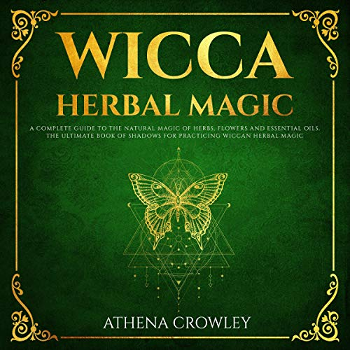 Wicca Herbal Magic cover art
