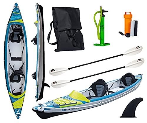Wassersport TAHE 21 Kayak AIR Breeze Full HP2 Inflatable Kanau Tourenkajak 2...